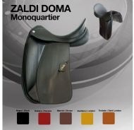 Zaldi Doma Monoquartier Close contact dressage saddle